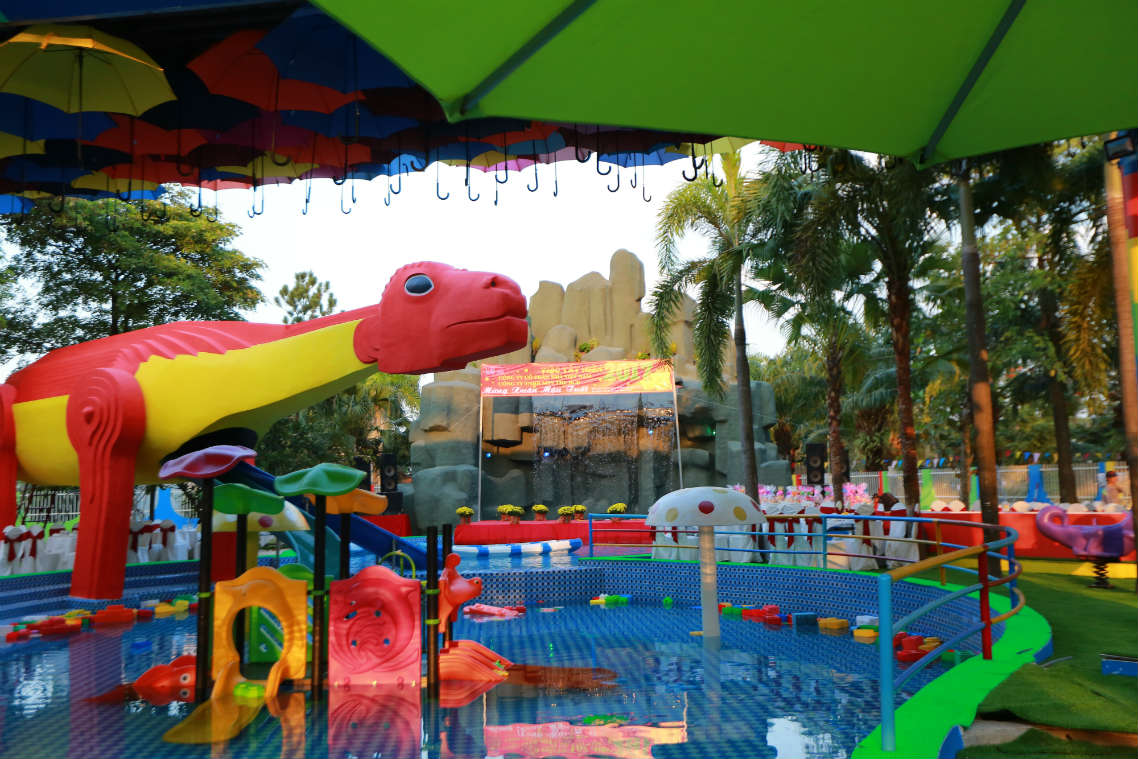 lego water park 2